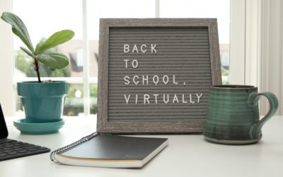 """Are the """"Back to School Blues"""" feeling a little bluer in 2020? These 5 Strategies May Help."""